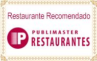 Publimaster Restaurantes recomenda o Restaurante Tromba Rija
