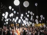 Largada de balões em casamento na Quinta da Quintã - Quinta da Quintã