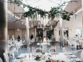 Sala de jantar posta e decorada na Quinta da Quintã - Quinta da Quintã