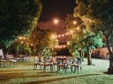 Vista do exterior em aspecto nocturno na Quinta da Quintã - Quinta da Quintã