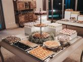 Detalhe de uma mesa de doces na Quinta da Quintã - Quinta da Quintã