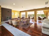 Sala de estar - Hotel Castrum Villae