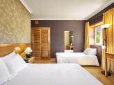Quarto triplo - Hotel Castrum Villae