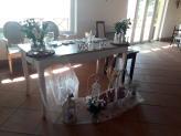 Mesa dos Noivos - Quinta das Abertas