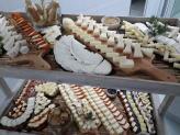 Buffet de queijos, enchidos e compotas - Quinta das Abertas
