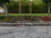 Jardim interior - Quinta das Abertas