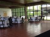 Sala panorama, com capacidade para 500 pessoas sentadas - Encantos de Coimbra