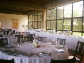 Sala panorama, co capacidade para 500 pessoas sentadas - Encantos de Coimbra