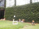 Jardim interior, com 600 m2 - Encantos de Coimbra