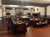 Sala aromas do lavrador, com capacidade para 90 pessoas sentadas - Encantos de Coimbra