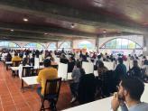 Exames de medicina na sala panorama - Encantos de Coimbra