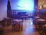 Zona junto ao bar da sala Pedro e Inês - Encantos de Coimbra
