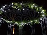 Pergola iluminada - Palácio dos Antónios