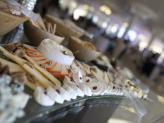 Buffet de queijos - Quinta Pinhal das Confreirias
