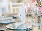 Decoração mesas - Quinta Pinhal das Confreirias