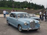 Mercedes 180D 1952 - The Gentleman Driver