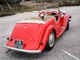 Singer Roadster 1954 - The Gentleman Driver