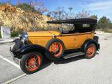 Ford A 1930 descapotável. - Taviclássicos