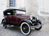 Ford A 1928, descapotável. - Taviclássicos