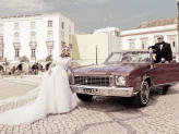 Chevrolet Monte Carlo 1972, casamento. - Taviclássicos