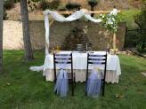 A mesa da celebração - Maxidream Eventos