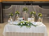 A mesa dos Noivos - Maxidream Eventos