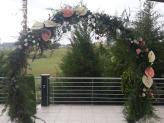 Arco de flores - Maxidream Eventos
