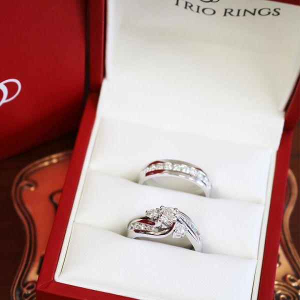 Imagem de Apresentação - My Trio Rings