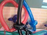 Modelagem de balões - Balão Mágico