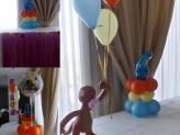 Decoração - Balão Mágico