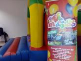 Insufláveis - Balão Mágico