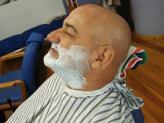 barba a navalha - Barbeiro de Leiria