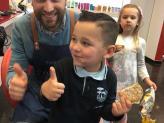 criança - Barbeiro de Leiria