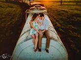 Sessão Pré casamento no por do sol - The Foreigners Studio