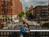Pre casamento na cidade, NY - The Foreigners Studio