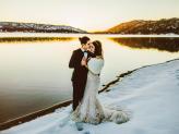 Casamento na Neve, casamento no inverno, casando no inverno - The Foreigners Studio
