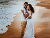 Casando na Praia no por do sol - The Foreigners Studio