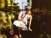 Sessão pré casamento debaixo d'água  - The Foreigners Studio