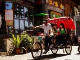 Bicicleta RickShaw - Izi Fun