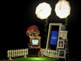 Espelho mágico com fotografias ilimitadas - Izi Fun