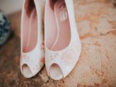 Sapatos Namorarte personalizados noivas - Namorarte