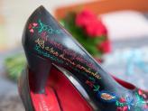 Sapatos Namorarte Peónia 2 - Namorarte
