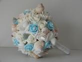 """Bouquets personalizados - Tema """"Mar"""" com toque de frescura - Vânia Pascoal"""