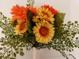 Bouquets personalizados - A cor e energia dos Girassois  - Vânia Pascoal