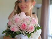 Ramo de noiva com flores naturais - Isilda Murteira Fotografia