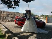 Casamentos com a Ferrari Rent Braga - Ferrari Rent Braga