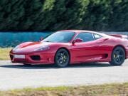 Experiências de condução Ferrari em autódromo - Ferrari Rent Braga