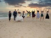 Foto na praia - J Oliveira Photographer