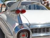 Detalhe de carro clássico de Filipe Alves - Filipe Alves Classics