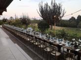 Jantar no Exterior - Quinta de São Gens